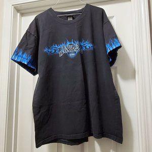 Harley Davidson Snake Twin Falls, Idaho Shirt XL